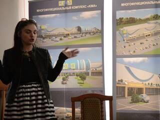 Торговый центр «Кима» откроют в Феодосии в следующем году.