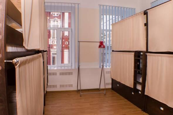 Общий 10-ти местный - DREAM mini Hostel Kharkiv