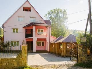Гостиница Бескид Пилипец, Закарпатская область