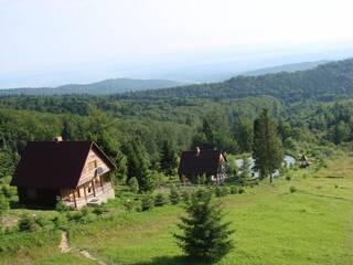 Гостиница Карпатські полонини Орив, Львовская область