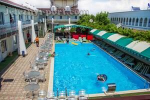 Гостиница Фортеця АВГУСТ СО СКИДКОЙ 30% Железный порт