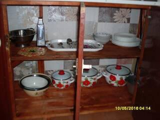 вся посуда есть