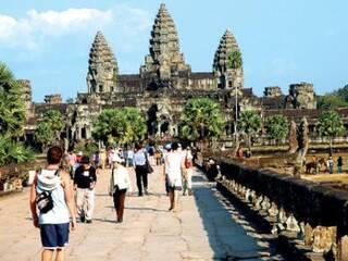 Экзотический отдых в королевстве Камбоджа