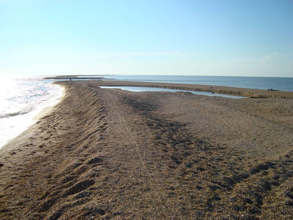 Доступный отдых с детьми на Азовском море