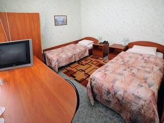 Двухместный стандартный номер (раздельные кровати)