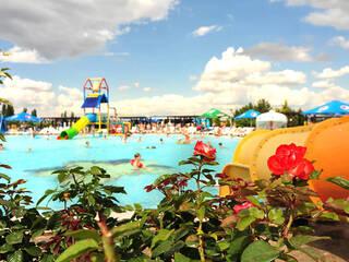 Мини-гостиница Мини-отель «Аквапарк Коблево» Коблево, Николаевская область