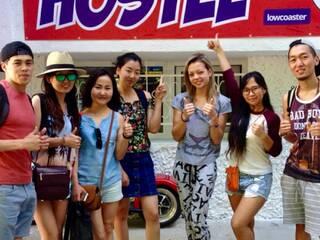 Расселение групп в Одессе