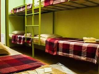 Стандарт эконом 8-местный с общей ванной комнатой