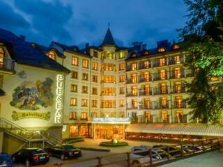 Гостиница Романтик Спа Отель Яремче, Ивано-Франковская область