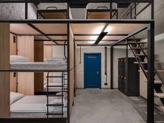 Кровать в 6-местной комнате