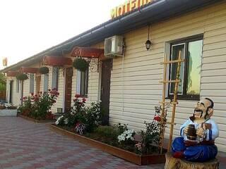 Мотель Казка Ерков, Черниговская область