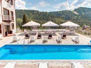 Топ 5 отелей в Карпатах с бассейном