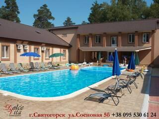 Гостиница Dolce Vita Святогорск, Донецкая область