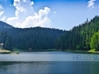 Встречаем лето на Синевирском озере!