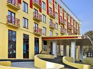 Гостиница Optima Делюкс Кривой Рог Кривой Рог, Днепропетровская область