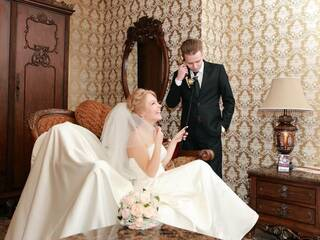 Свадьба вместе с отелем «Калифорния»