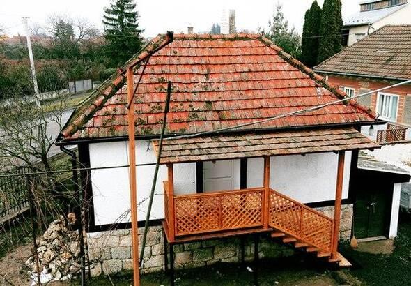 Отдельный 2-ох местный домик - Villa Elena