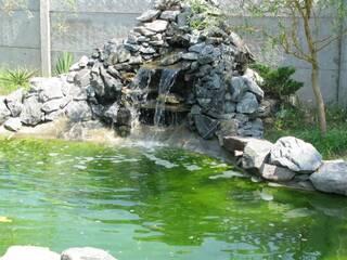 Вилла Грот - фонтан