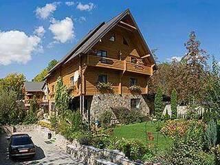 Гостиница Медвежий Двор Яремче, Ивано-Франковская область