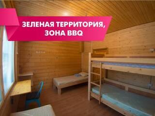 Хостел Wood Hostel Коблево, Николаевская область