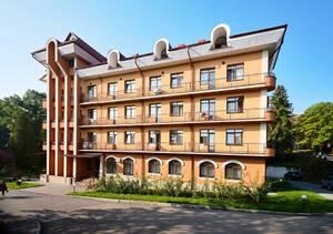 Санаторий Хрустальный дворец (Кришталевий палац) Трускавец