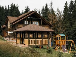 Частный сектор 12 Яблуниця Новий будинок на 6 кімнат з шикарним виглядом., Яблуниця 12