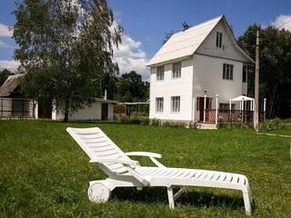 Мини-гостиница вілла Валентина в подобову оренду для сімейного відпочинку на природі Полісся. Дениши, Житомирская область