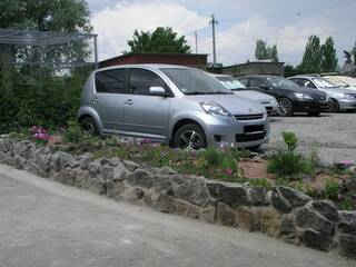 Вилла Грот - парковка