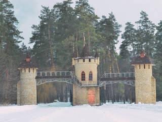 Санаторий Сосновый бор Власовка, Полтавская область