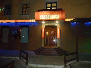 Гостиница Касабланка Никополь, Днепропетровская область