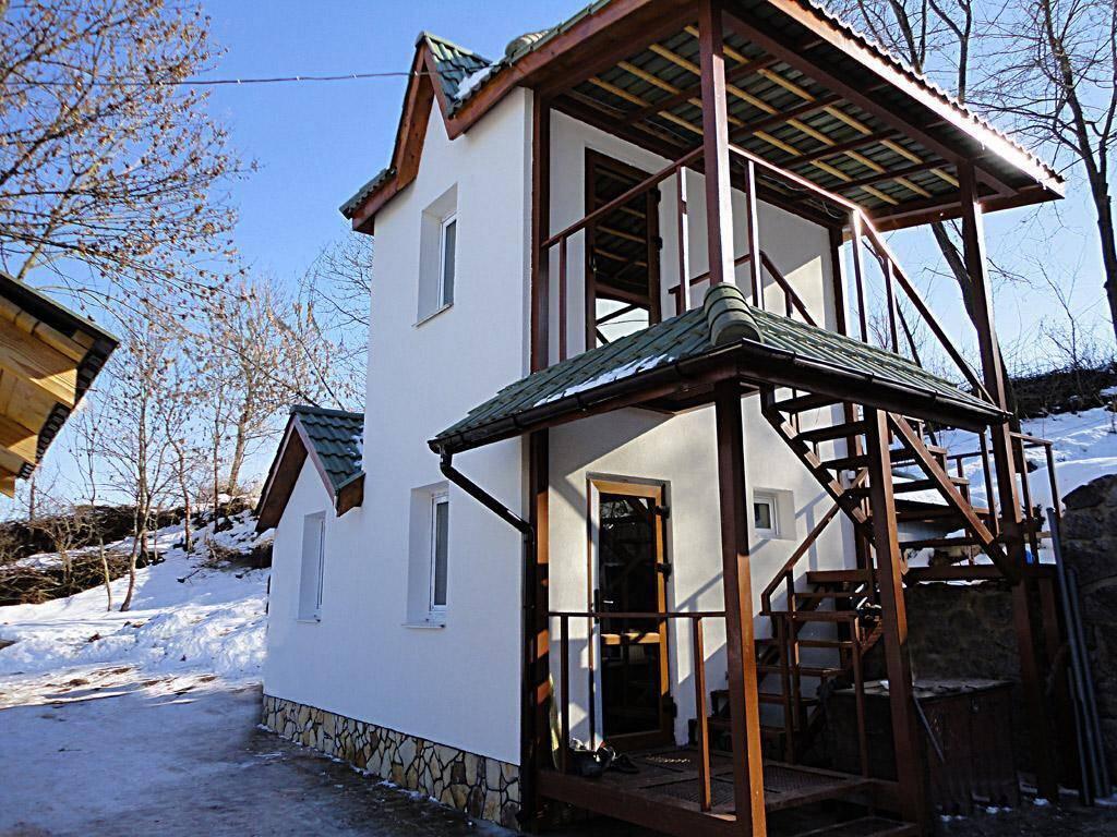 """Незабутні новорічні свята в гостинній садибі """"Родинне гніздо"""" в селі Гармаки, Вінницька область."""