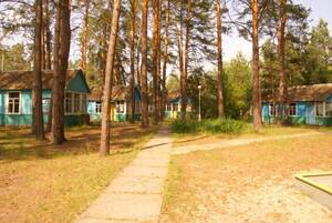 База отдыха Чайка Пирново