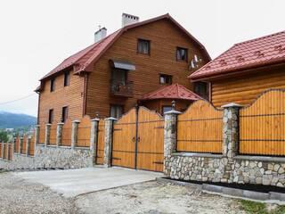 Мини-гостиница Зелені пагорби Сходница, Львовская область
