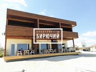 """Гостиница Апартаменты """"Бирючий"""" с видом на море Кирилловка, Запорожская область"""
