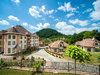Гостиница Letizia Country Club Шаян, Закарпатская область