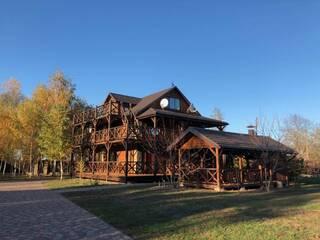 База отдыха База відпочинку Еко-садиба Загатка - Дніпровське, Чернігівська область, Загатка