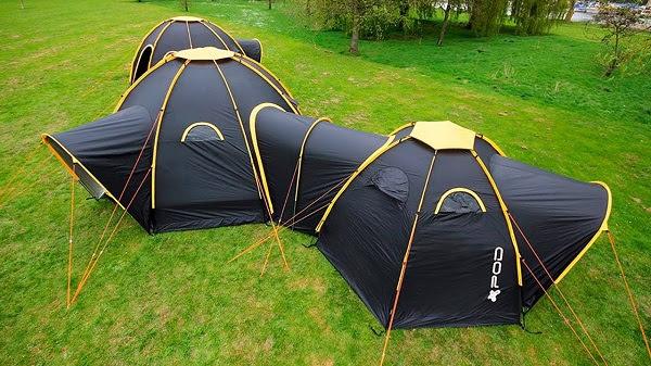 Производство палаток_как выбрать